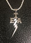 ETA NECKLACE SILVER